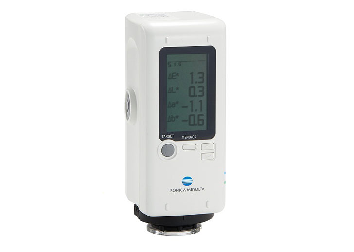 台式分光测色计CM-3700A,测色计