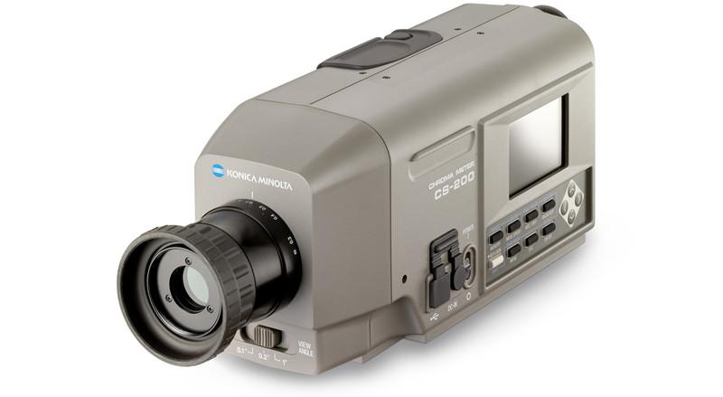 日本美能达色彩亮度计CS-2000A,色彩亮度计