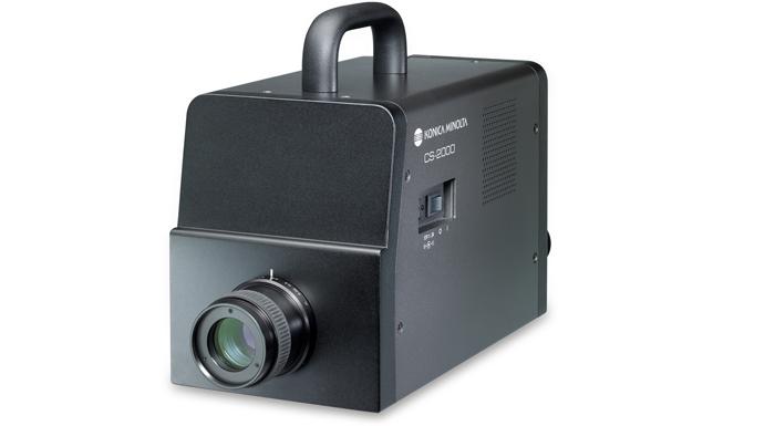 美能达分光辐射亮度计CS-2000A一级代理商 苏州市宇宏光电仪器供应