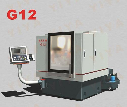 上海生产高精度外圆数控磨床占地面积小 上海屹亚精工机械供应