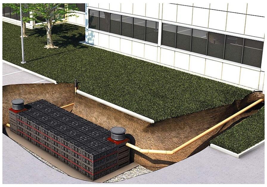 高质量雨水回收厂家供应 苏州恩比达环保科技供应