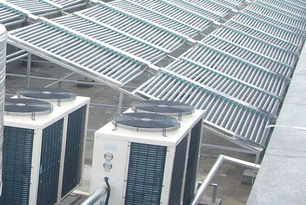 嘉兴节能太阳能热水工程 苏州恩比达环保科技供应