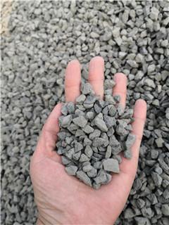 濰坊5-10玄武岩石子一噸多少錢,玄武岩石子