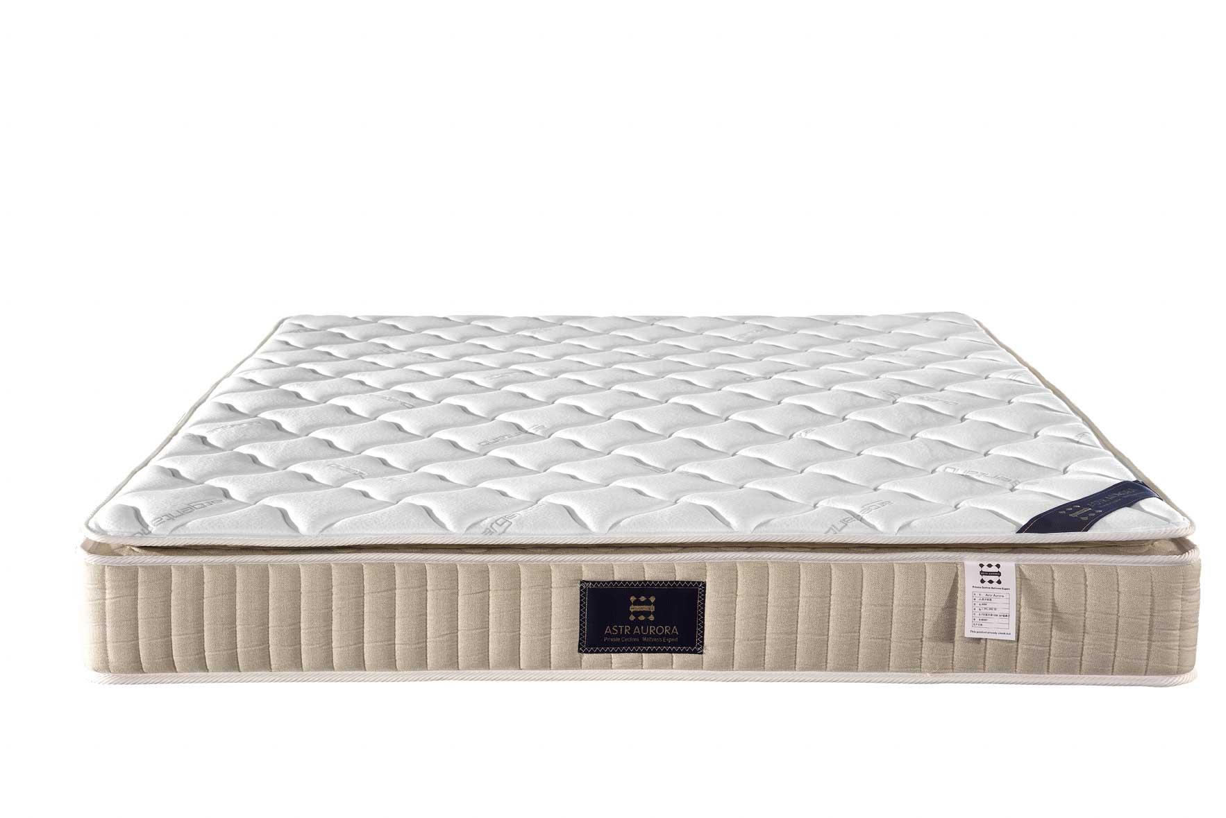 三亚品牌独立袋弹簧床垫 值得信赖 苏州星夜家居科技供应