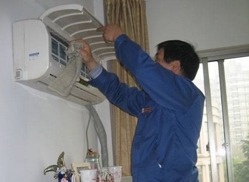 河南三菱重工空调安装,空调