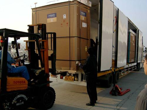 湖州到广州回头车整车运输.需要几天时间,回头车整车运输