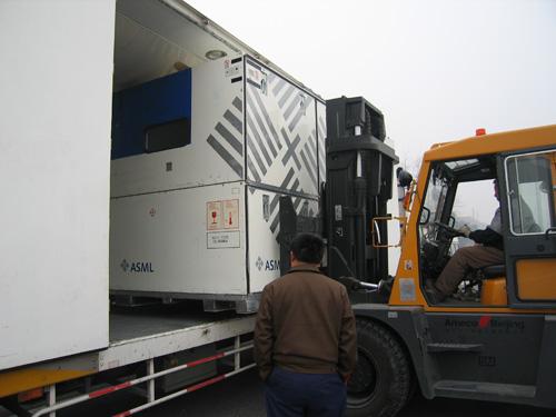 广州发苏州集装厢运输,集装厢运输