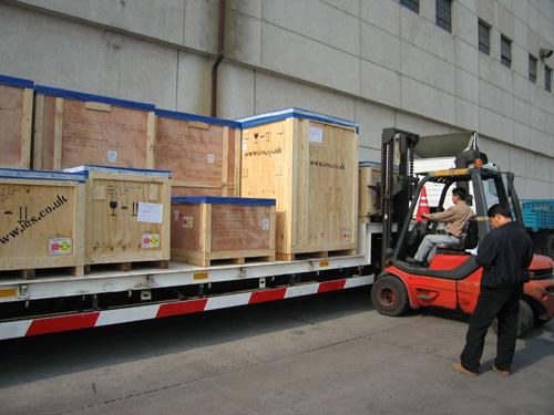 台州至深圳集装厢运输.需要几天时间,集装厢运输