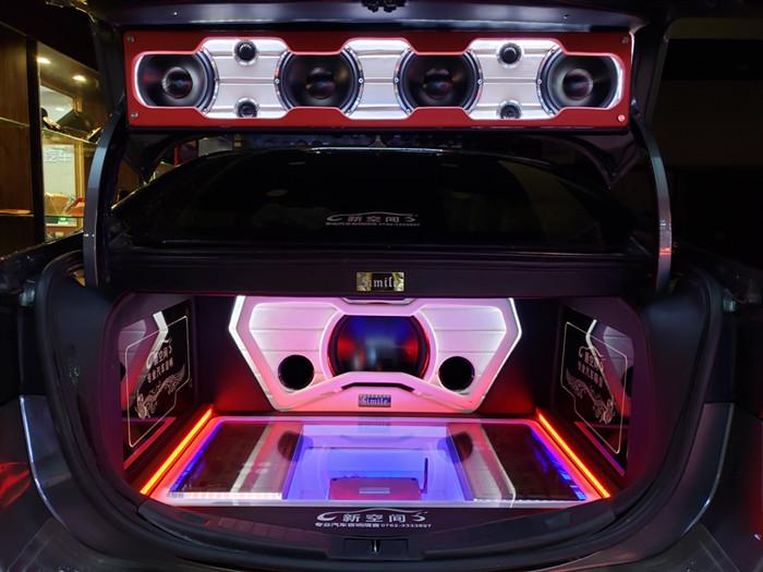 和平高品质汽车音响优选企业 服务为先 河源新空间汽车音响供应