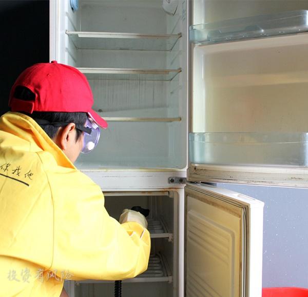 鄂州环保家电清洗加盟价格 信息推荐「武汉金威清洁环保供应」