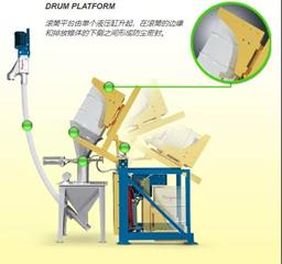 重庆不锈钢倒桶机制造厂家 上海璞拓工业技术供应