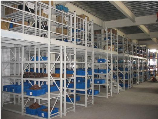 丽水阁楼货架哪里有「昆山佳万兴仓储设备供应」