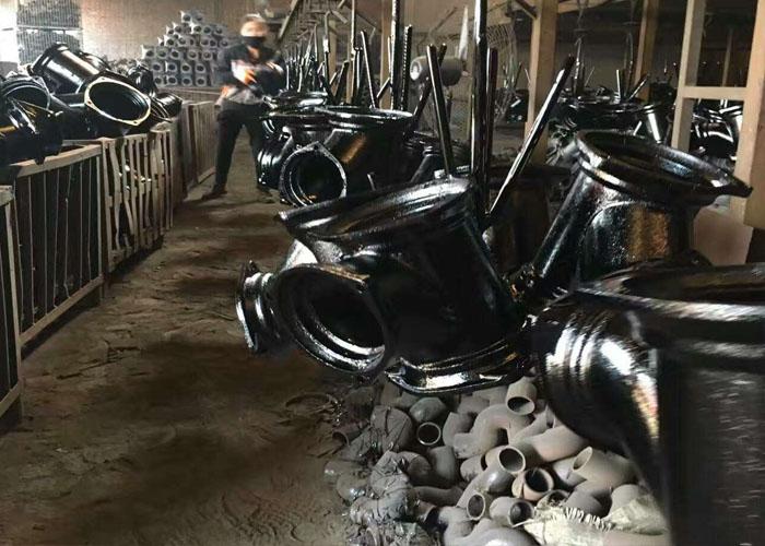 德宏离心铸铁排水管件厂家 创新服务 晋城市晨晖管业供应