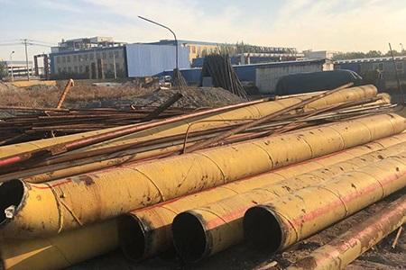 菏泽废铁回收报价「江丰供应」
