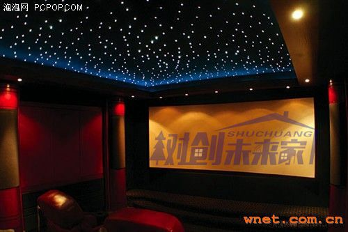 浙江全景聲私人影院星空頂設備怎么安裝 歡迎咨詢 上海樹創智能科技供應