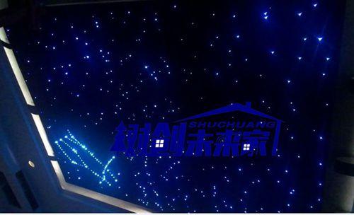 上海原装全景声私人影院星空顶设备怎么安装 创造辉煌 上海树创智能科技供应