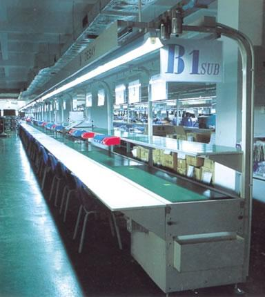 青浦區耐高溫皮帶輸送機哪家好 有口皆碑 上海承樂機械設備供應