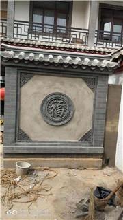 三门峡影壁砖雕定制