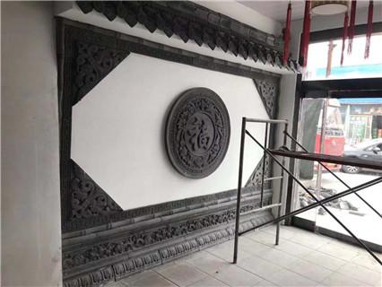 平頂山仿古磚雕廠家 藝林瓷磚壁畫供應
