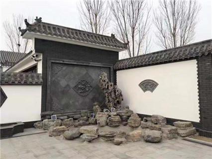 新乡仿古砖雕 艺林瓷砖壁画供应