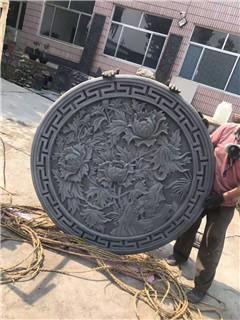 平顶山仿古砖雕定制 艺林瓷砖壁画供应