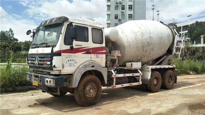 广州专业二手搅拌车在线咨询「河源市鹏坤汽车贸易供应」