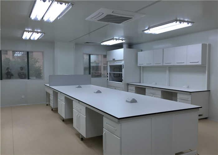 山西理化实验室铝玻成品隔断,实验室