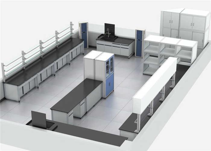 南宁博物馆实验室原子吸收罩,实验室
