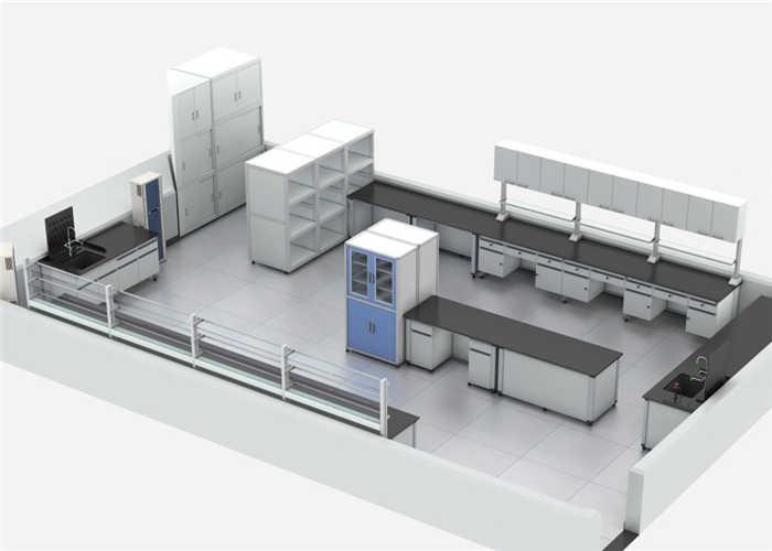 百色科研所实验室成品隔断,实验室
