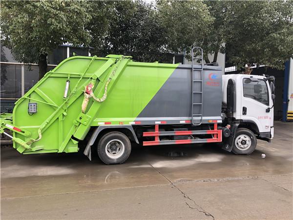 哈尔滨5吨垃圾车,垃圾车