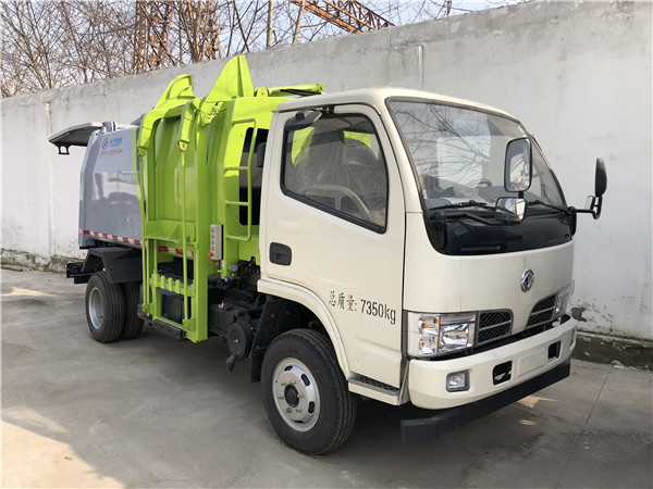 Anhui Low Down Payment Garbage Truck Parts Chengli Special Purpose Vehicle Supply