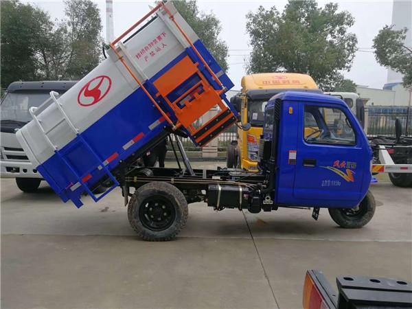 低首付垃圾车售后服务
