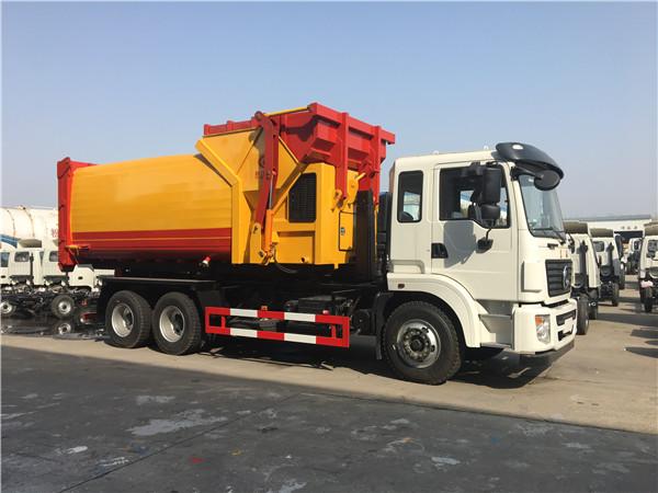 湖北垃圾车维护 程力专用汽车供应
