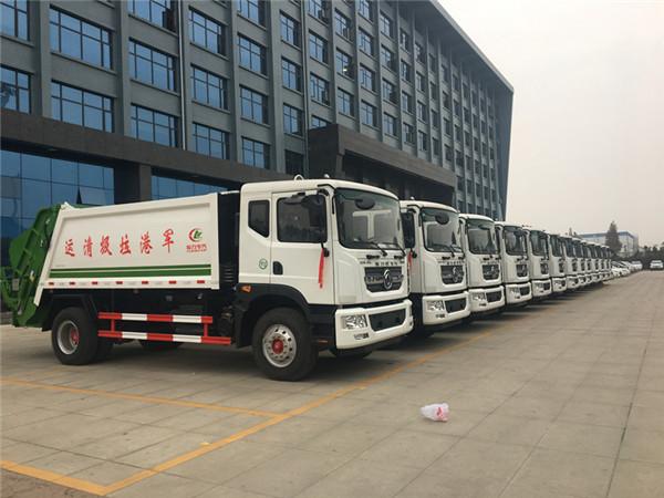 安徽专业垃圾车 程力专用汽车供应