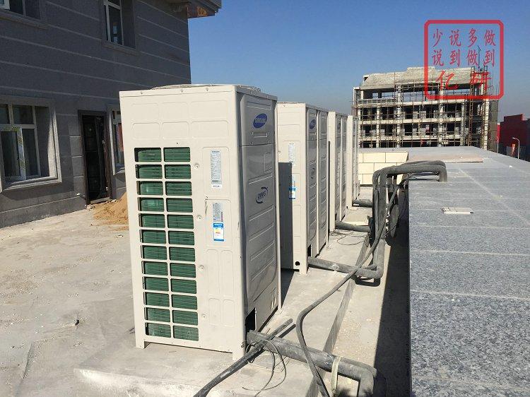 西工区知名中央空调新报价「河南亿研实业供应」