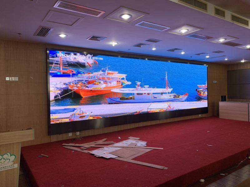 上海小间距LED显示屏常用解决方案 诚信服务 上海谙显电子技术供应