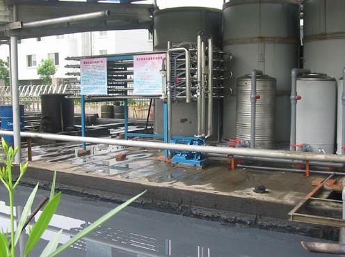 顺昌锅炉软化水处理工程,水处理