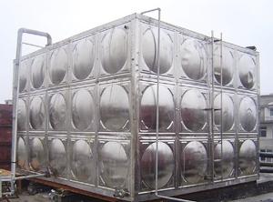 贵阳方形保温水箱设备 贵阳海翔鑫不锈钢制品供应