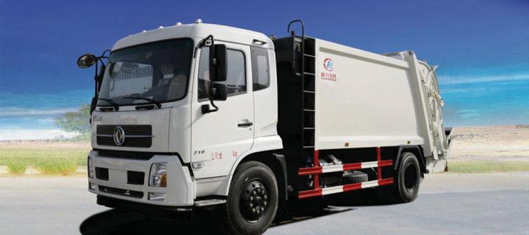 湖南厂家垃圾车多少钱 程力专用汽车供应