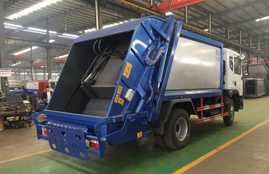 湖南省油垃圾车专卖