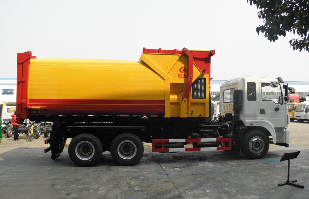 江西低首付垃圾車訂制 程力專用汽車供應
