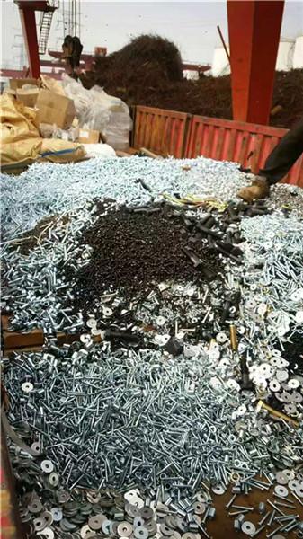 鹽城廢鐵回收多少錢 蘇州奇順物資回收供應