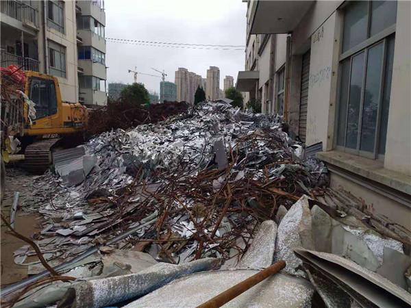 扬州专业废铁回收 苏州奇顺物资回收供应