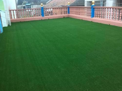 正规人造草坪施工工艺,人造草坪