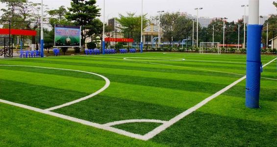 怒江州性价比高的人造草坪价格 诚信服务「湖北巴腾体育设施供应」