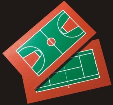 百色标准硅PU球场造价,硅PU球场
