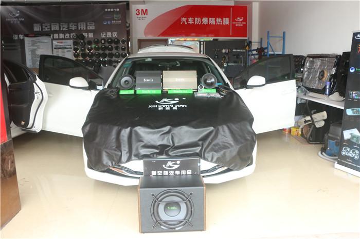 广东高端汽车音响改装优选企业 值得信赖 河源新空间汽车音响供应