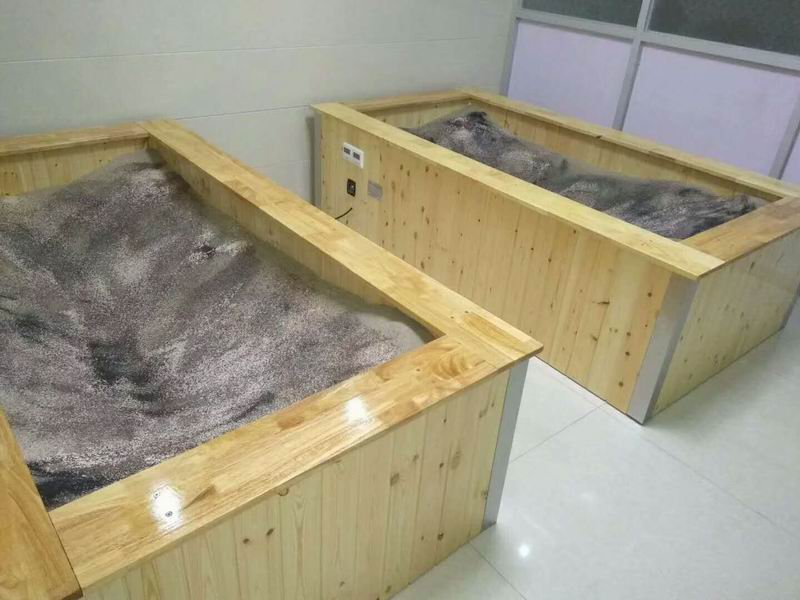 宁夏沙灸床生产厂家,沙灸床