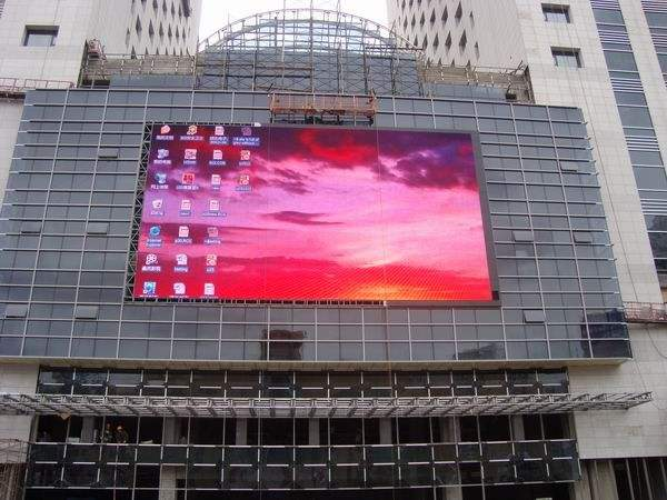 阜阳LED电子显示屏 客户至上 合肥龙发智能科技供应