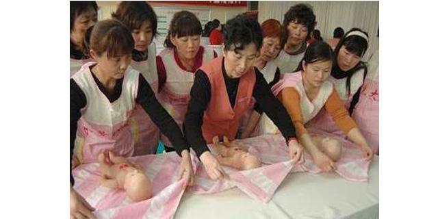 颍泉区正规育婴师培训机构